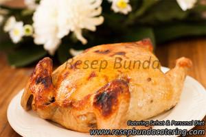 Pilihan Menu : Ayam Kodok