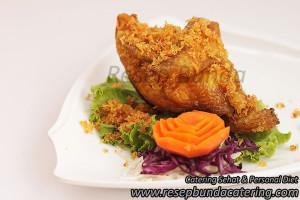 Ayam Serundeng