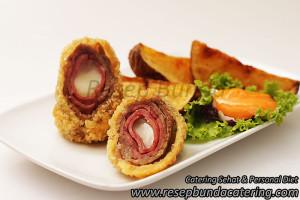 Beef Cordon Bleu