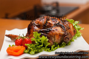 Pilihan Menu : Chicken Roast