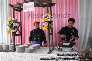 Stall Wedding : Kebab Turqi