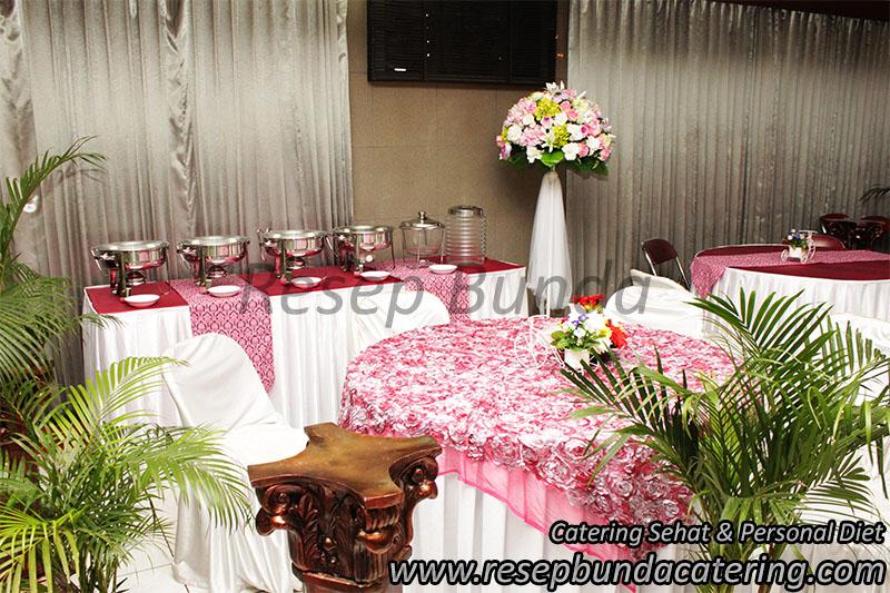 Wedding Paket Andromeda 500 Porsi di Palasari