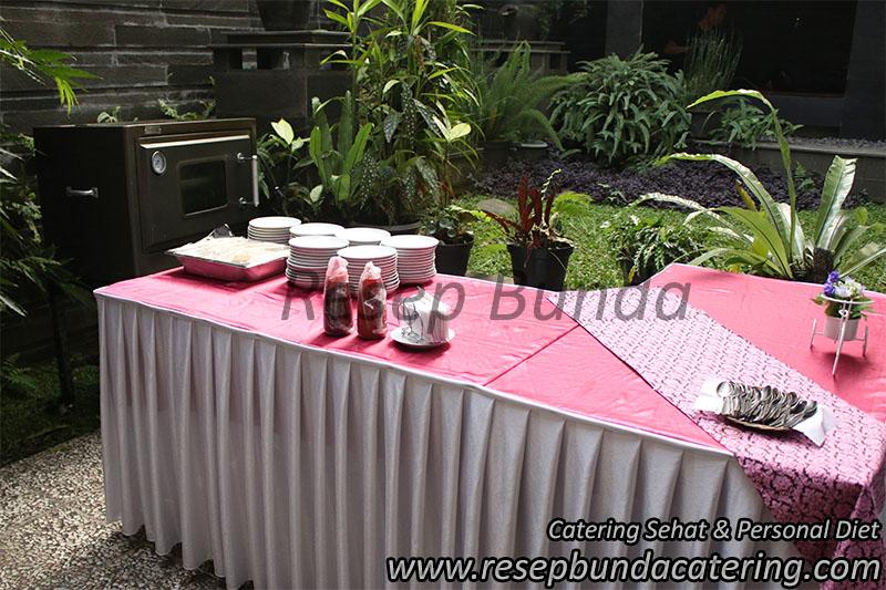 Catering Buffet di Sukahaji Bandung