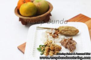 Paket Catering Harian Organik di Bandung