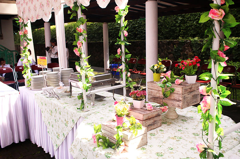 Stall Catering Wedding