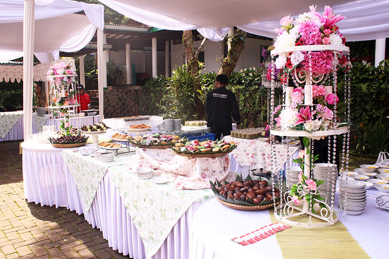 Dessert Catering Wedding