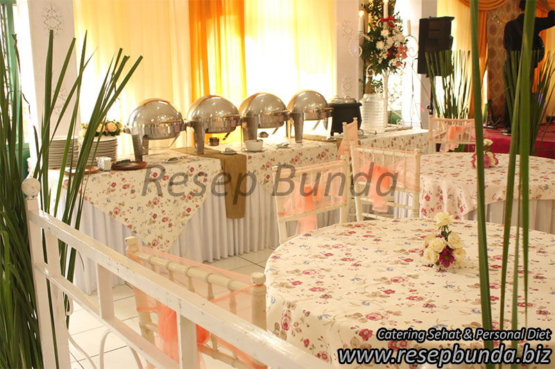 Area VIP Catering Wedding