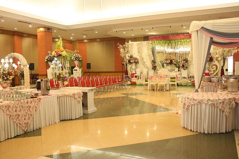 Suasana Wedding