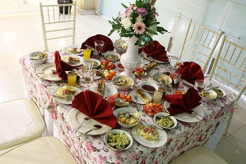 Paket catering wedding bandung murah di ipdn 18g junglespirit Gallery