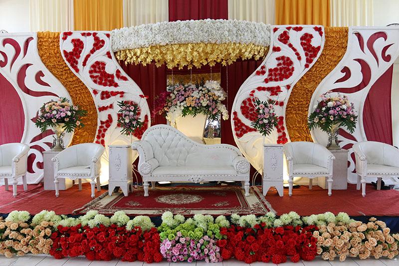 Pelaminan Wedding