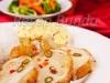Menu Catering Nasi Box : Ayam Gulung Isi Seafood