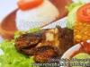 Menu Catering Nasi Box : Ikan Bakar
