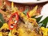 Menu Catering Nasi Box : Pepes Ayam