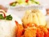 Menu Catering Nasi Box : Udang Tempura