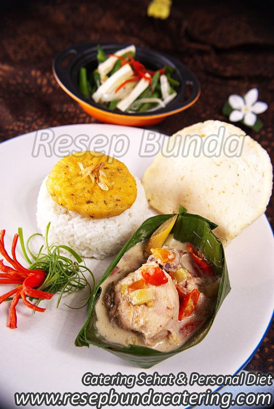 Menu Catering Nasi Box : Garang Asem