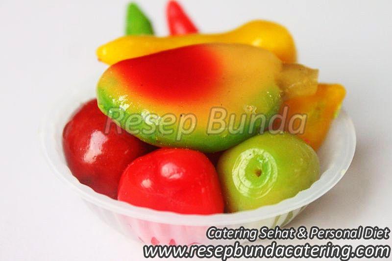 Pilihan menu catering snack box