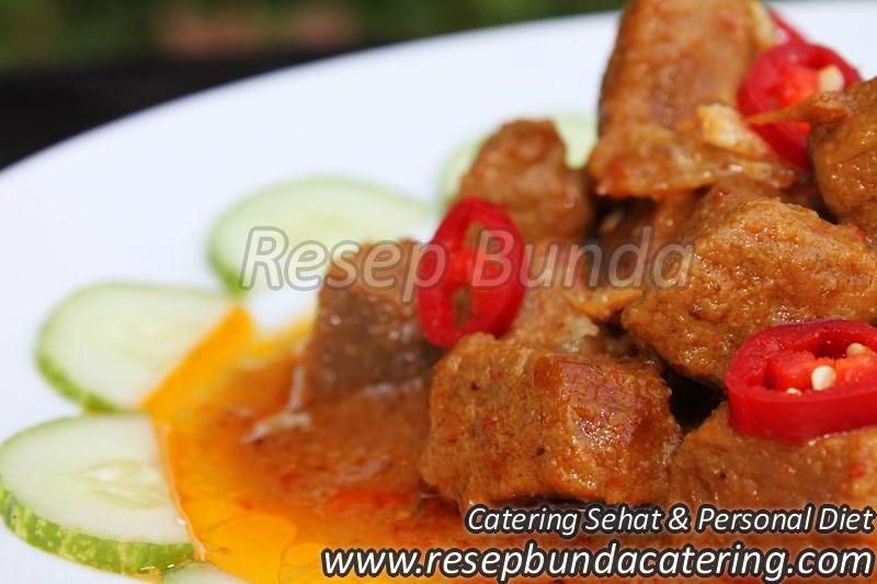 menu catering keluarga harian