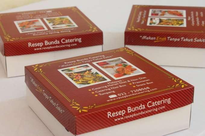 kemasan catering nasi box bandung