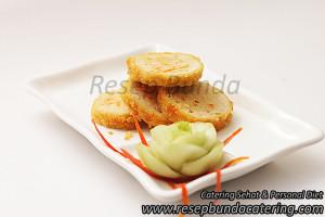 Ayam Gulung Isi Seafood