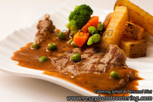 Beef Steak Saus Blackpepper