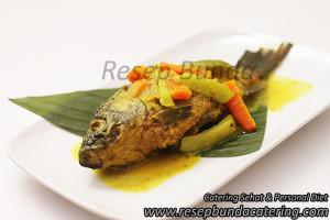 Ikan Acar Kuning