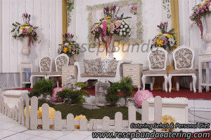 Pelaminan Wedding Soekarno Hatta