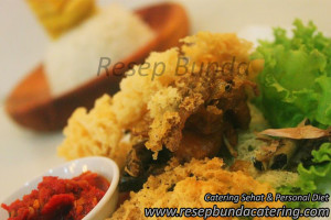 Menu : Ayam Kremes Negri