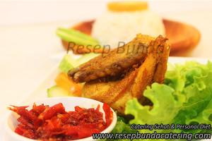 Menu : Ayam Goreng