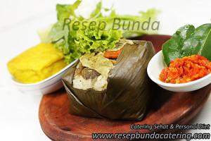 Menu : Nasi Bakar