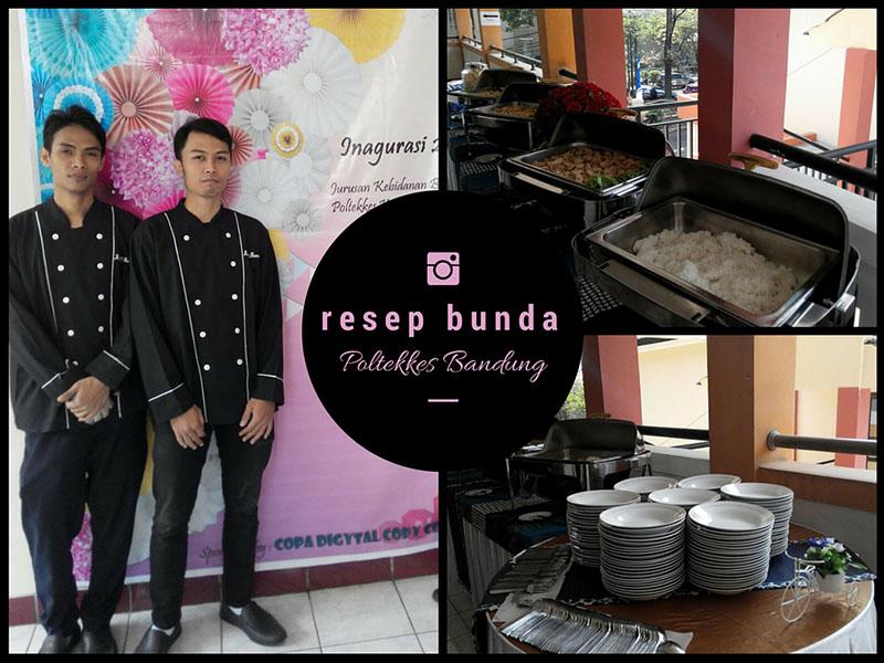 Catering Buffet di Poltekkes Bandung