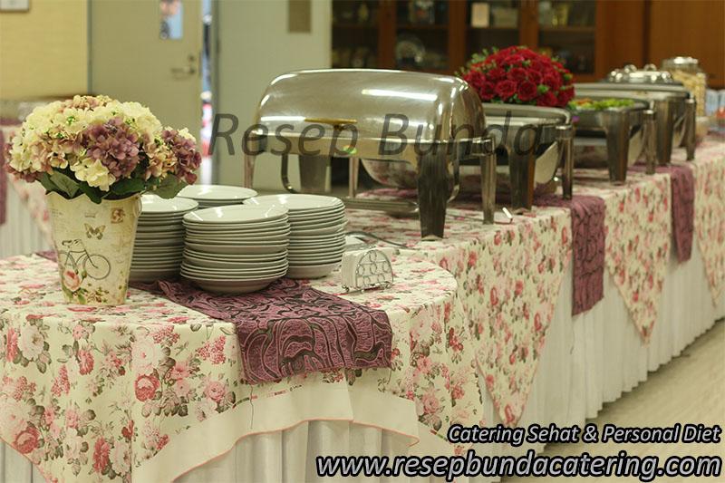 Catering Prasmanan & Dekorasi