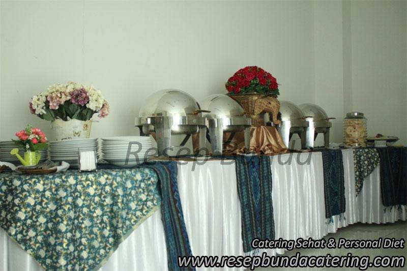 catering buffet di bandung