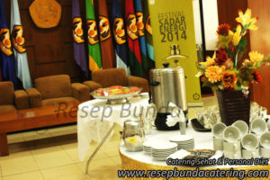 Paket Coffee Break di Bandung