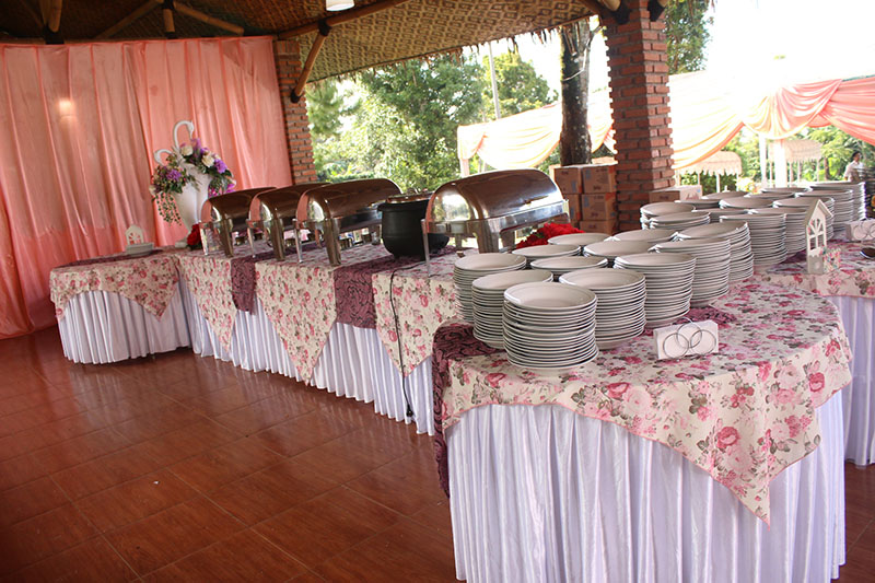Buffet Catering Wedding