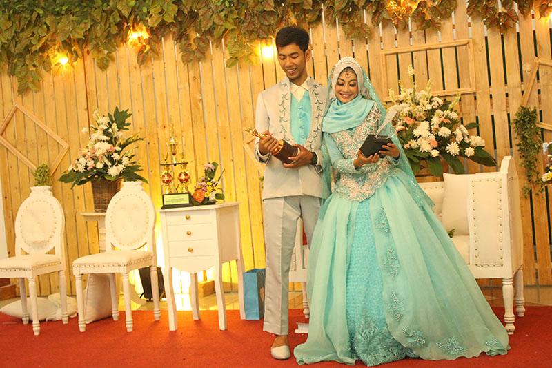 Pengantin Pernikahan
